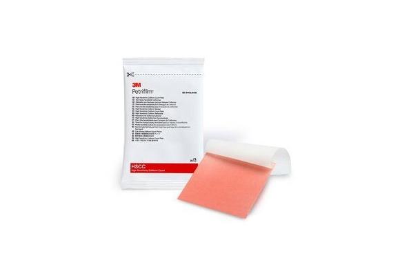 大肠菌群测试片(5mL型)(6415)